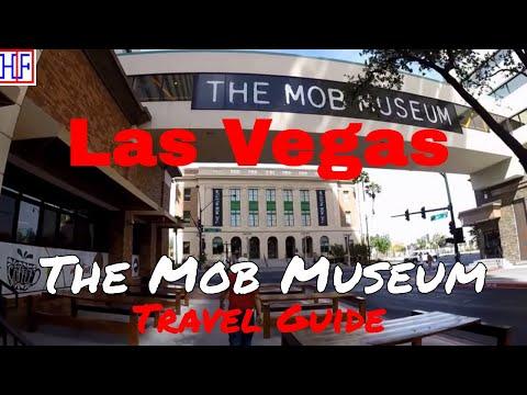 Las Vegas | The Mob Museum | Tourist Attractions | Episode# 6