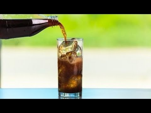 How To Quickly Make a Frozen Coke [Reverse]