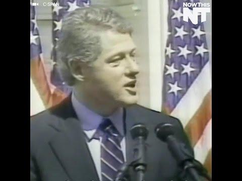Bill Clinton Said