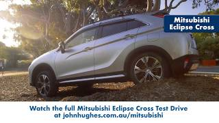 Imagination Media Web | John Hughes Test Drive - Mitsubishi Eclipse Cross Promo