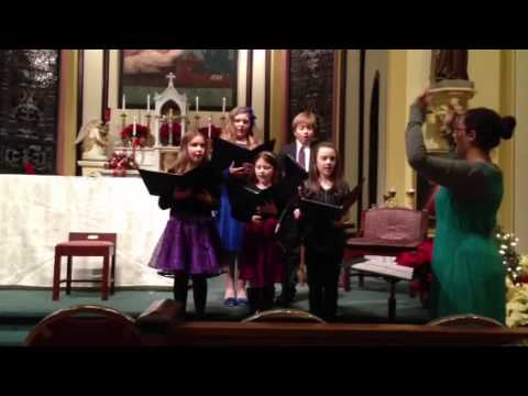 St Mary School Singers