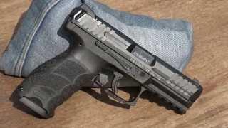hk sfp9 sf pistole 9mm vp9 specil střelnice hd