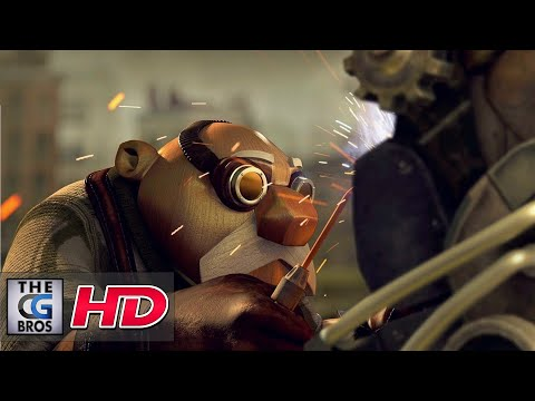 "CGI 3D Animated Short: ""Long Live New York""  - by ZEILT Productions"