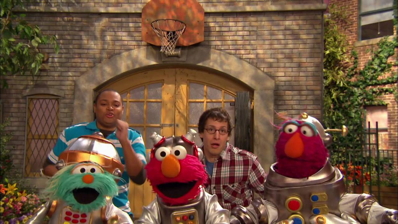 Sesame Street: Episode #4261: I Can't Stop the Octagon (HBO Kids) - YouTube