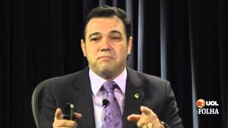 Brasil vive ditadura gay, diz pastor Feliciano Entrevista Folha de São Paulo