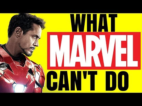 Why Marvel Can't Recast Iron Man