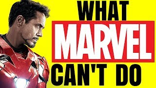 Why Marvel Can