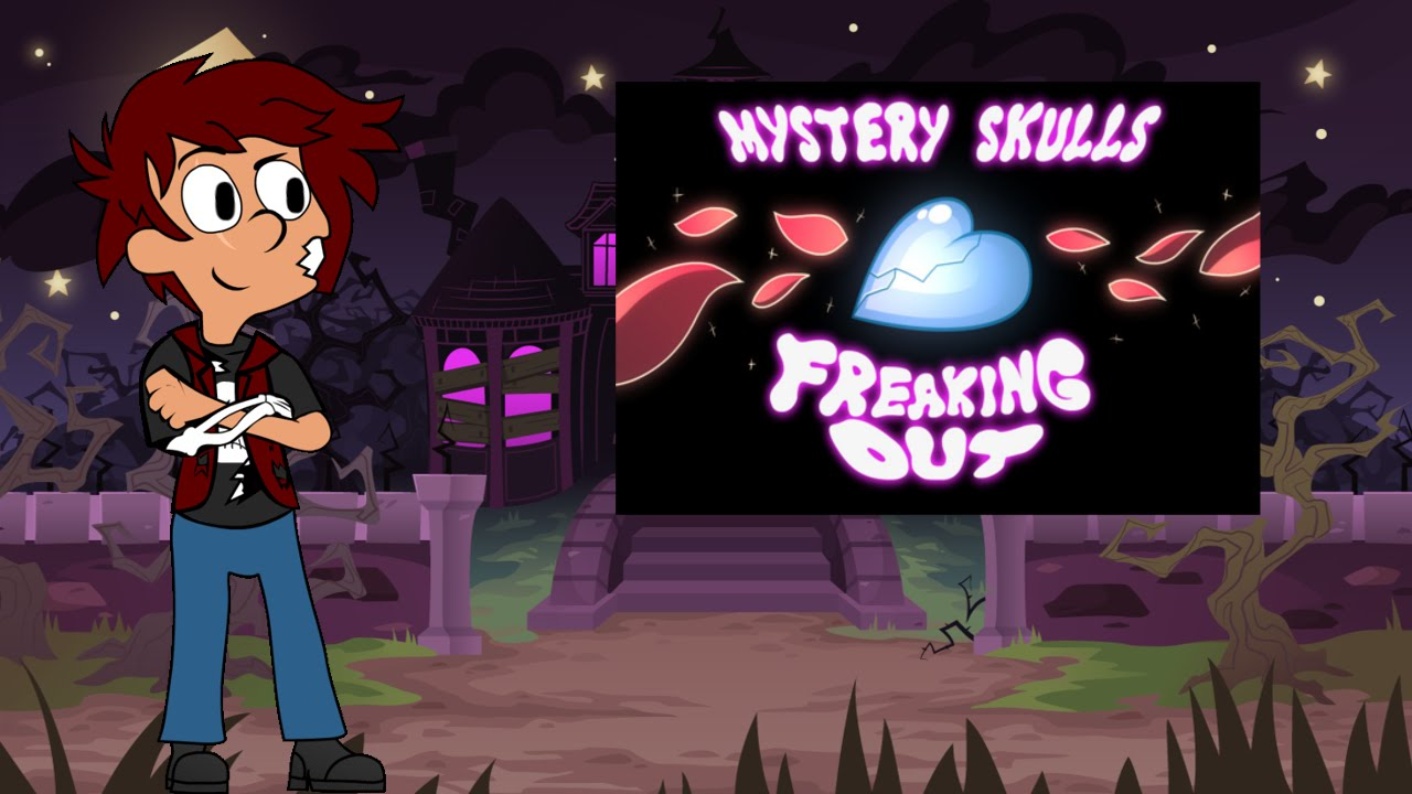 Mystery Skulls Animated Freaking Out review