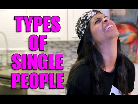 Thumbnail: Types of Single People