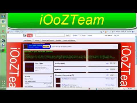 iOoz page