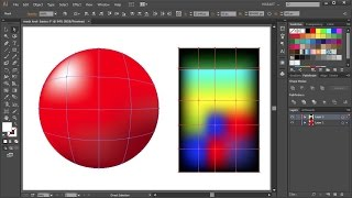 How To Use the Mesh Tool in Adobe Illustrator | Part 1 - Basic Shapes