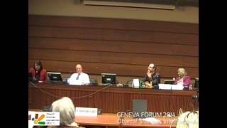 """GENEVA FORUM - RIGHTS OF NATURE - Lisa MEAD"""