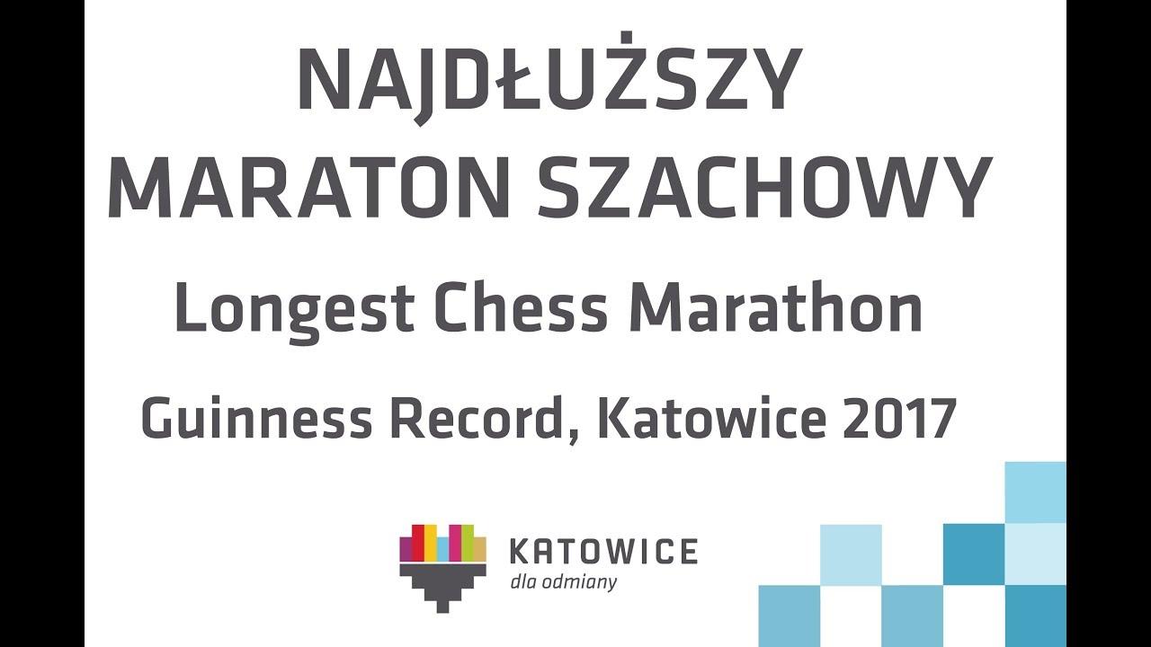 Longest chess marathon w Katowicach [TRANSMISJA LIVE]