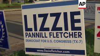 Dems Show up at the Polls in Texas Primary