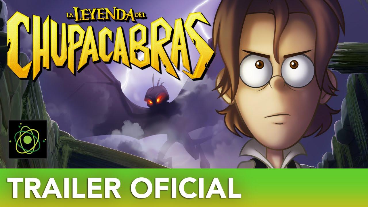 La Leyenda del Chupacabras TRAILER OFICIAL (2016) - YouTube