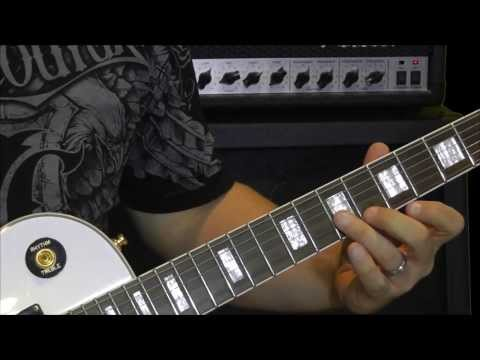 "How to Play Pop Evil ""Behind Closed Doors"" on Guitar"