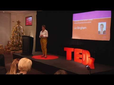 Necessity is the mother (sister, wife) of Invention: Liz Bingham at TEDxWhitehallWomen