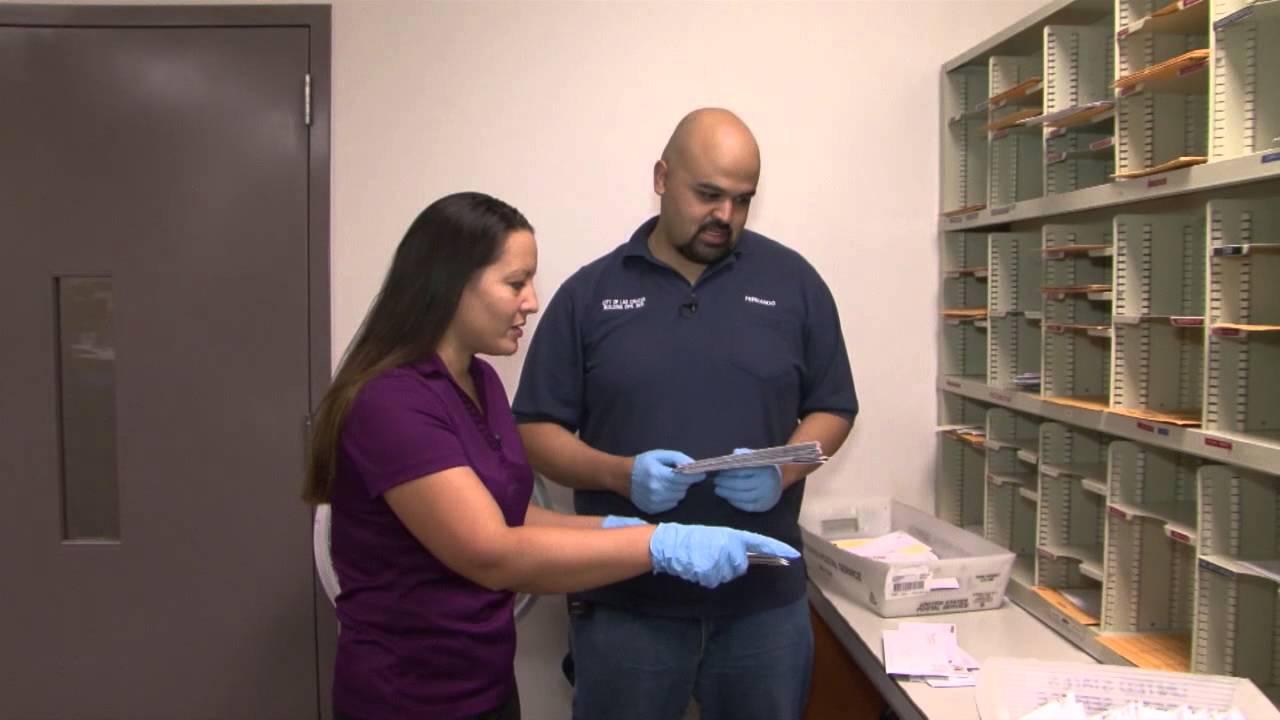 City Jobs - Mail Clerk - YouTube