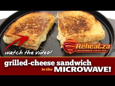 Grilled Cheese Sandwich In The