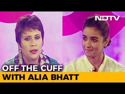 Alia Bhatt On