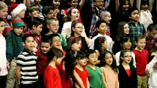 Lincoln School 3rd Grade - Everybody Say Peace