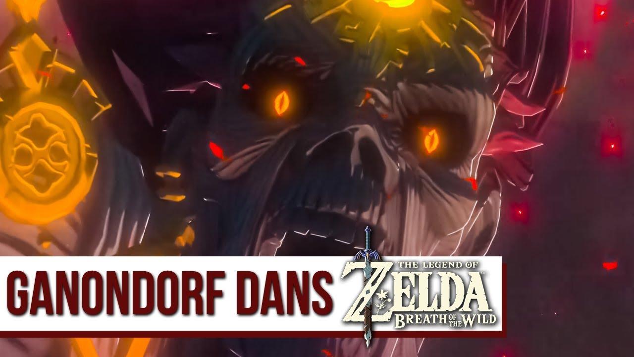 Ganondorf Dans Zelda Breath Of The Wild 2