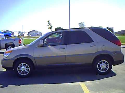2002 buick rendezvous youtube. Black Bedroom Furniture Sets. Home Design Ideas