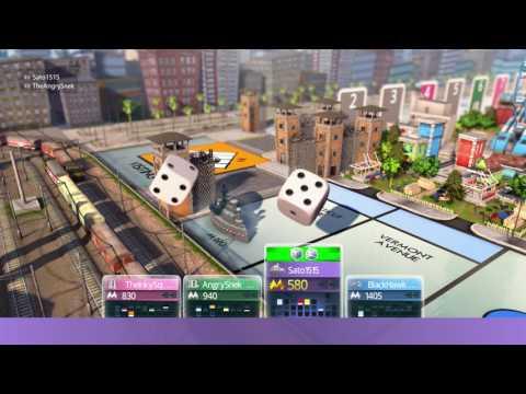 Monopoly Round 2