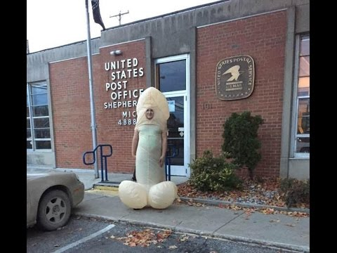 Costume Halloween 911.911 Call To Report An Inflatable Penis Halloween Costume