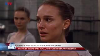 Download lagu Natalie Portman Gives Birth to Second Child MP3