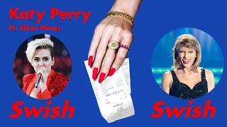 "Is Katy Perry's ""Swish Swish"" About Taylor Swift? - Ruby Rose SLAMS The Song On Twitter"