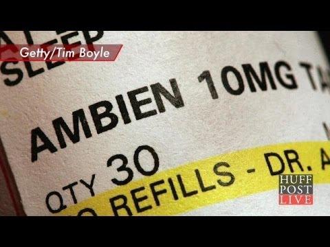 Disturbing Side Effects Of Ambien