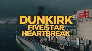 World of Warships - Dunkirk Five Star Heartbreak
