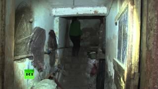 Египетская полиция применяет насилие против детей