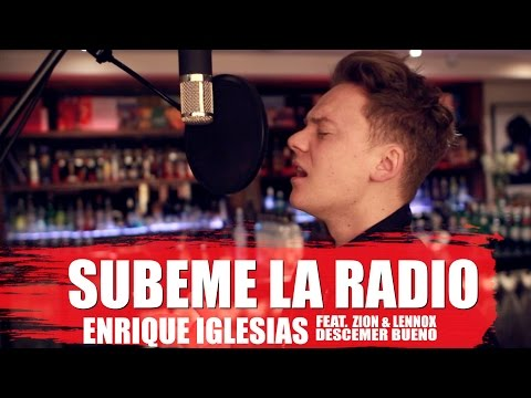 Enrique Iglesias  SUBEME LA RADIO ft Descemer Bueno, Zion & Lennox