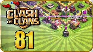 Let's Play CLASH of CLANS Part 81: Vierte Bauhütte & Bester Deutscher CoC-Spieler!