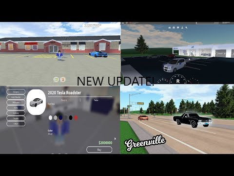 Full Download] They Added My Car New Campsite Roblox Greenville