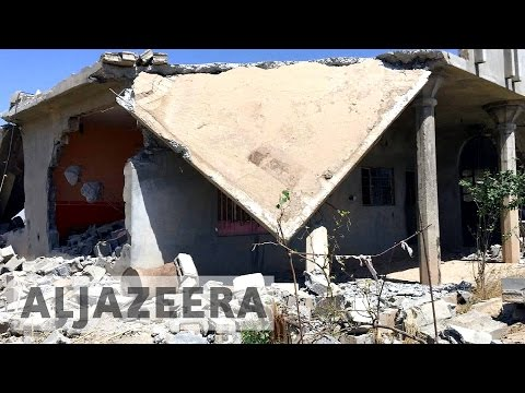 Iraqi Kurd forces destroyed Arab homes: rights group