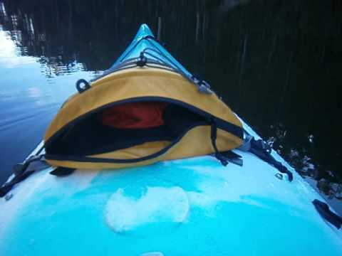 Kayak Deck Bag Storage Access By Sea To Summit