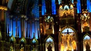 Notre Dame Bassilica Montreal