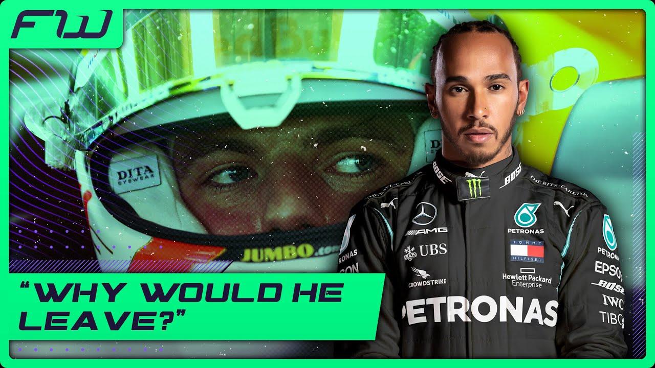 Verstappen Doubts Hamilton Will Join Red Bull