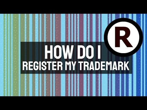 How Do I Register My Trademark? - Trademark Registration UK and Abroad - How To Register A Trademark