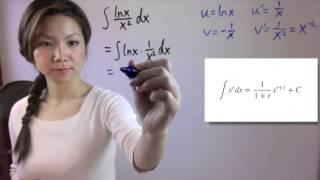 Delvis integrasjon (kap 7.3 oppgave 10)