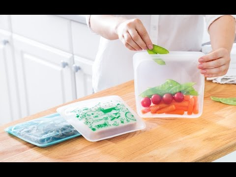 stasher | Silicone Storage Bags & Baggies