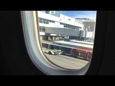 """United Airlines 787-8 """"Dream of a Dreamliner"""" Denver to Tokyo Business Class"""