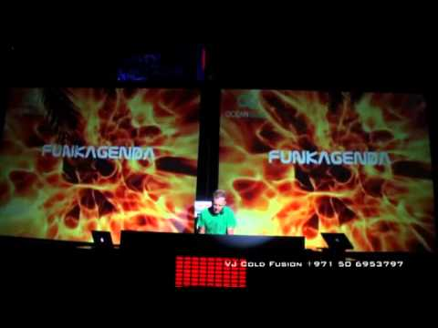 VJ COLD FUSION Official Promo -vj and visuals demo