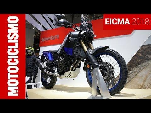 Yamaha Ténéré  - EICMA