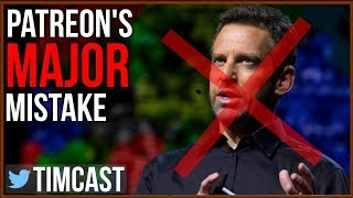 Patreon Takes MAJOR Hit After Banning Of Sargon of Akkad