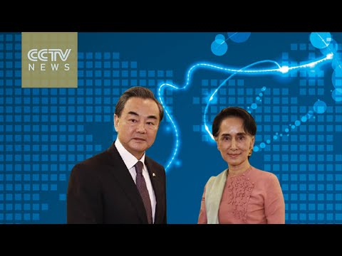 Discussion: China-Myanmar ties