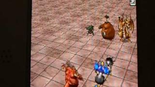 ドラゴンクエストモンスターズジョーカー2 見知らぬ人と対戦1